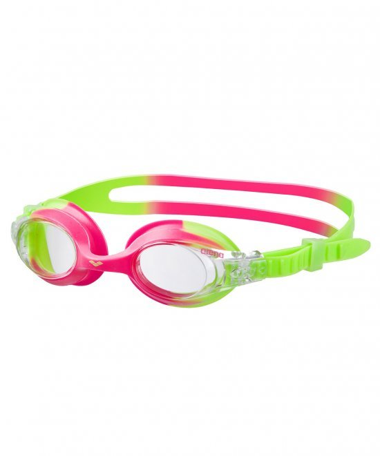 Фото Очки X-Lite Kids, Green Pink/Clear, 92377 96 (7552) - интернет-магазин МегаТерем в Москве