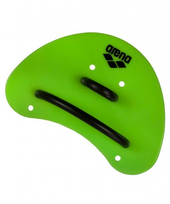 Фото Лопатки Elite Finger Paddle, Acid Lime/Black, S, 95251 65 (7555) - интернет-магазин МегаТерем в Москве