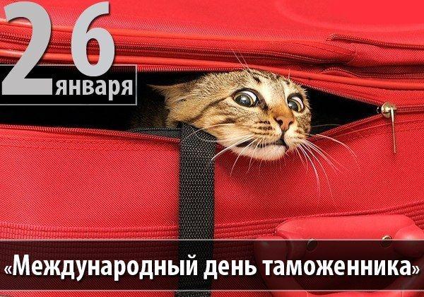 Поздравление с международным днем таможенника