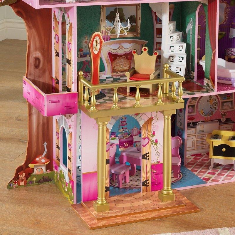 Как сделать домик для кукол афтер хай