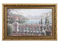 "Картина ""terrace in bellagio"" 40*25см. (562-251-06)"